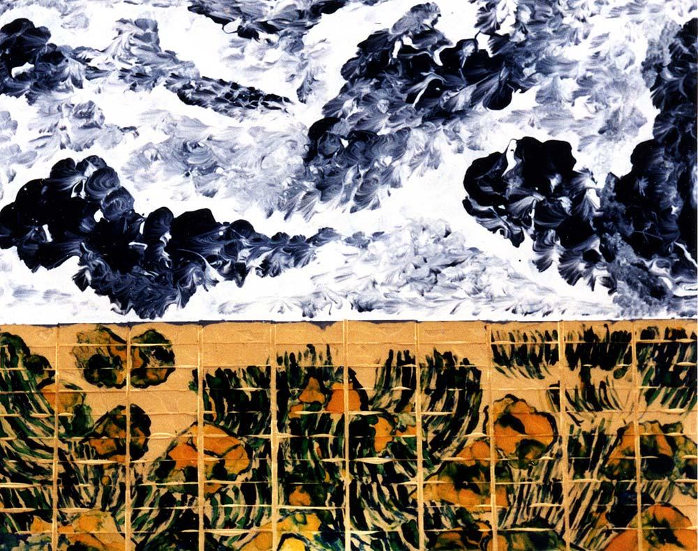 Esther-Ramos-1993_10_01-Con-gafas-de-bucear-65x81-cms