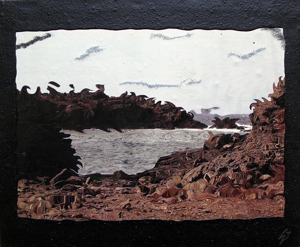 Esther-Ramos-2007_11_00-Crestas-lunares-38x46-cms-E